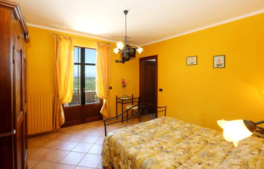 Double room (standard) Agriturismo Al Brich