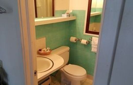 Bathroom Budget Host Inn