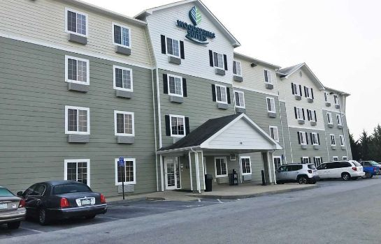 Buitenaanzicht WOODSPRING SUITES JOHNSON CITY