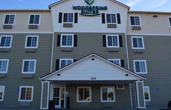 Außenansicht WOODSPRING SUITES COLORADO SPR