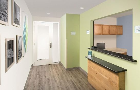 Empfang WoodSpring Suites Columbus Hilliard