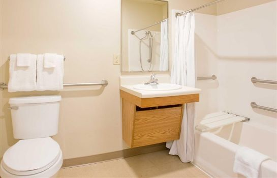 Chambre WOODSPRING SUITES PROVO AMERIC