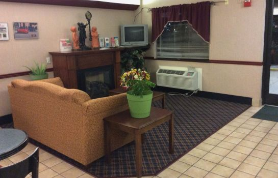 Hotelhalle Country Hearth Inn Bowling Green