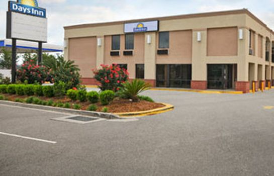 Vista esterna Days Inn Slidell