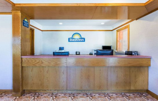 Vestíbulo del hotel Days Inn Slidell
