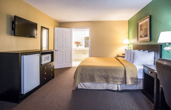 Chambre Quality Inn Andrews