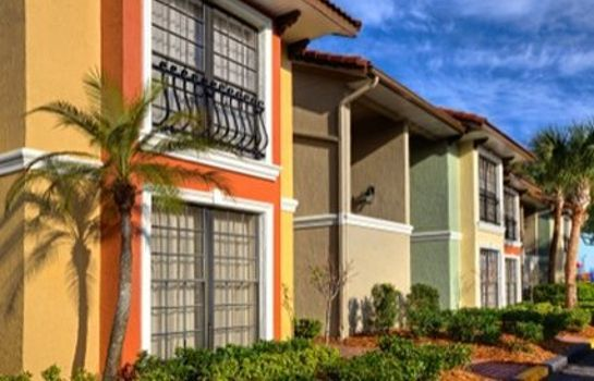 Exterior view Legacy Vacation Resorts-Orlando