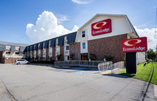Vista exterior Econo Lodge Kenner