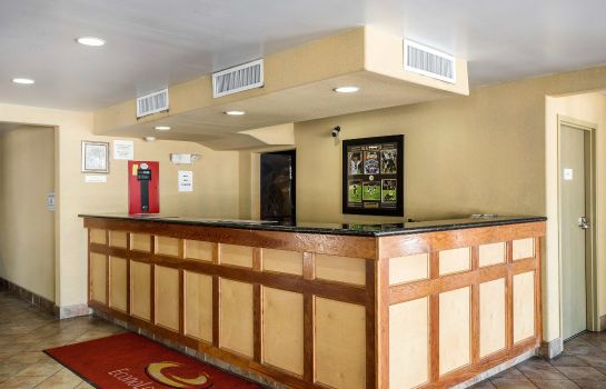 Hol hotelowy Econo Lodge Kenner