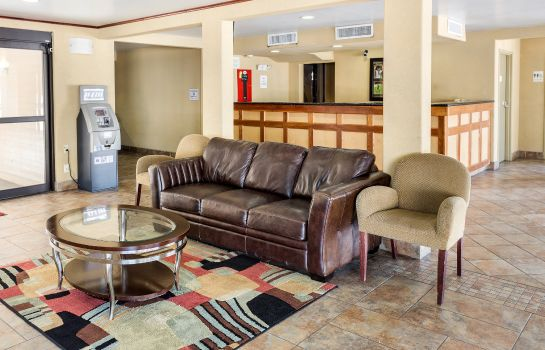 Hotelhal Econo Lodge Kenner