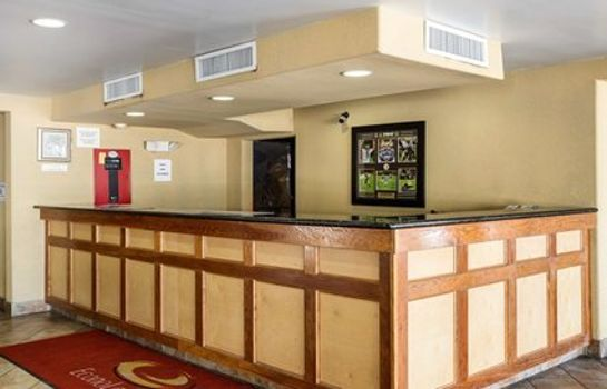 Hall Econo Lodge Kenner