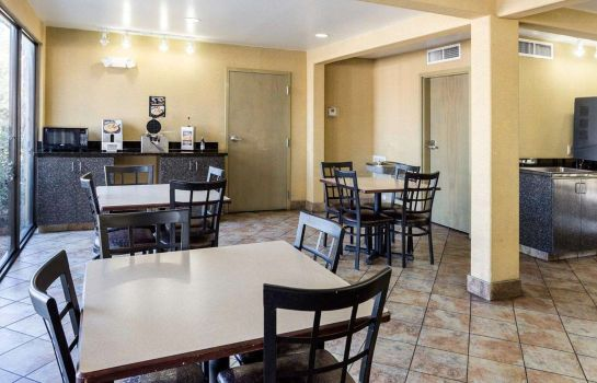 Restaurant Econo Lodge Kenner