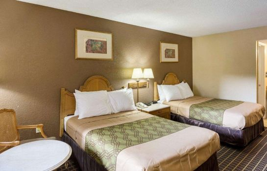 Chambre double (confort) Econo Lodge Kenner