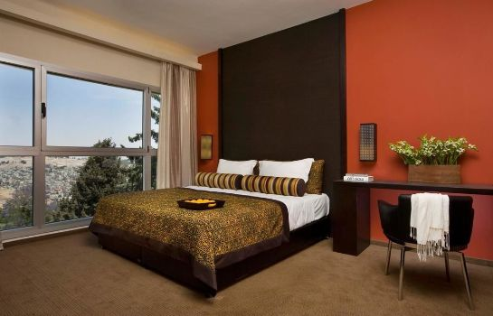 Standard room Dan Boutique Jerusalem