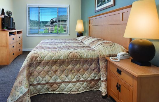 Chambre WorldMark Arrow Point