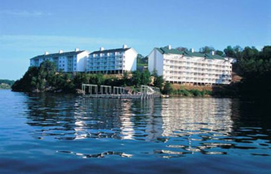 Buitenaanzicht WORLDMARK LAKE OF THE OZARKS