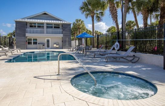 Whirlpool Legacy Vacation Resorts-Indian Shores Legacy Vacation Resorts-Indian Shores
