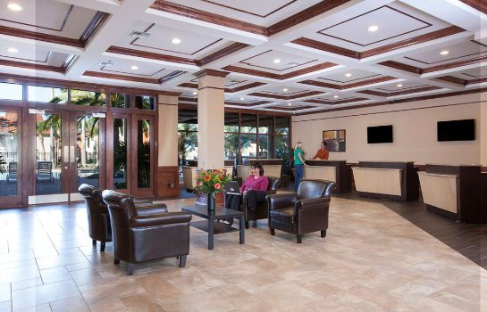 Lobby Legacy Vacation Resorts-Orlando