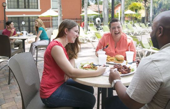 Restaurant Legacy Vacation Resorts-Orlando