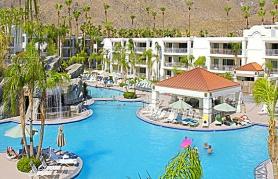 Buitenaanzicht Palm Canyon Resort by Diamond Resorts