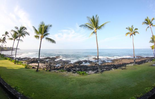 plage Kona Reef Resort