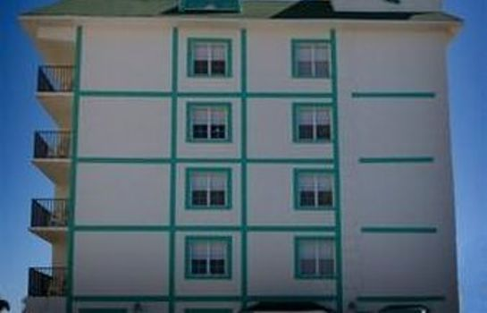 Exterior view Celebrity Resorts Daytona Beach Shores
