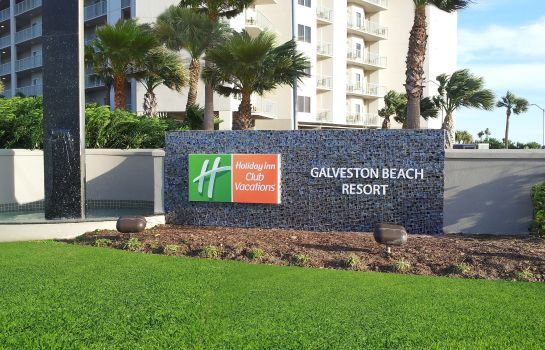 Außenansicht Holiday Inn Club Vacations GALVESTON BEACH RESORT