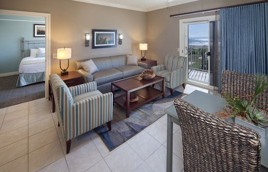 Zimmer Holiday Inn Club Vacations GALVESTON BEACH RESORT