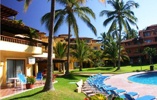 Exterior view Mexican Resort At Los Tules