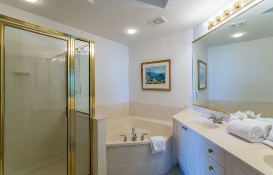 Bagno in camera Hodnett Cooper St Simons Grand - 3 Bedroom