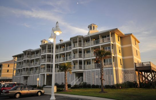 Exterior view Holiday Inn Club Vacations GALVESTON SEASIDE RESORT