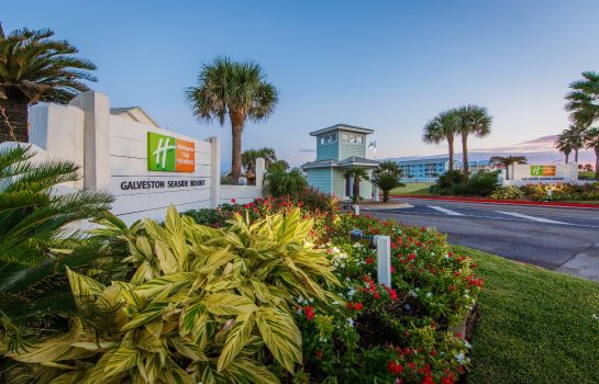 Buitenaanzicht Holiday Inn Club Vacations Galveston - Seaside Resort
