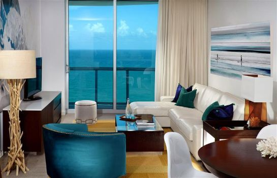 Suite Sole Miami Noble House Resort