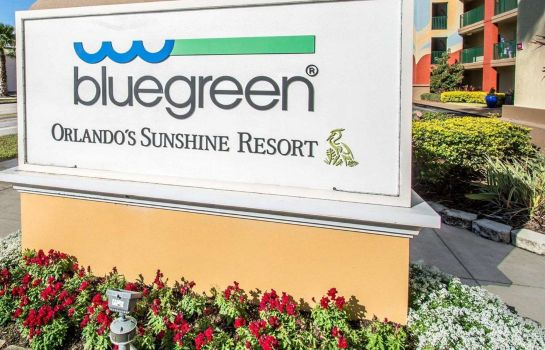 Vista esterna Ascend Resort Collection Bluegreen Vacations Orlando Sunshine