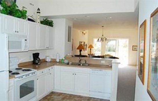 Keuken in de kamer Cambridge Cove At Bermuda Bay By Kees Vacations