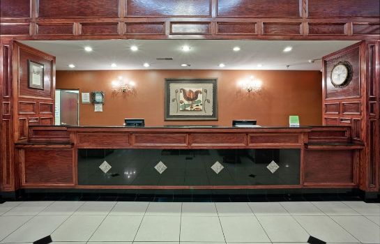 Hotelhalle La Quinta Inn & Suites Dodge City