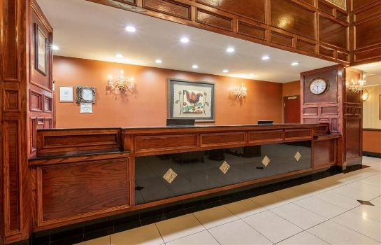 Hotelhalle La Quinta Inn Ste Dodge City
