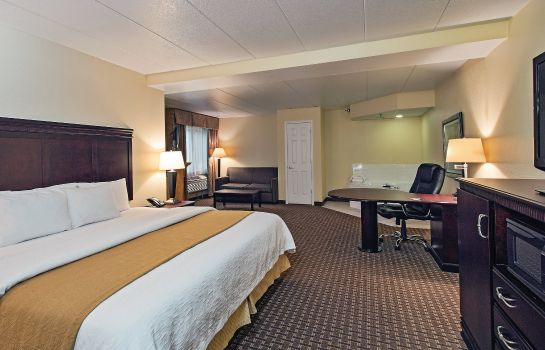 Suite La Quinta Inn and Suites Ft. Wayne