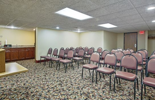 Conference room La Quinta Inn Ste Ft Wayne