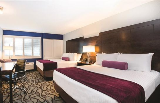 Zimmer La Quinta Inn and Suites San Jose Airport