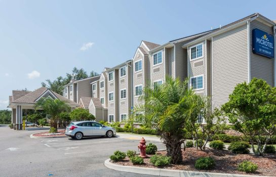 Vista exterior Microtel Inn & Suites by Wyndham Jacksonville Airport