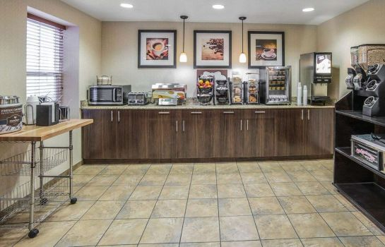 Restaurant MainStay Suites Casper