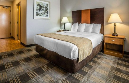 Room MainStay Suites Casper