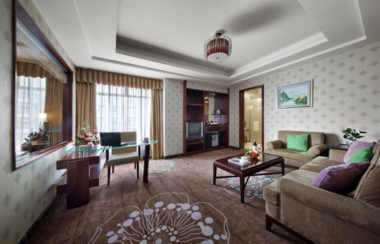 Junior Suite Dongxing Hanyong Hotel Shajing Branch