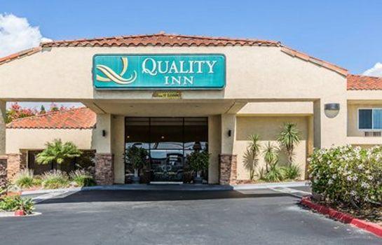 Buitenaanzicht Quality Inn Long Beach Airport
