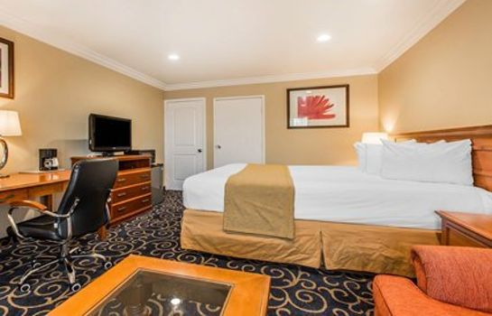 Kamers Quality Inn Long Beach Airport