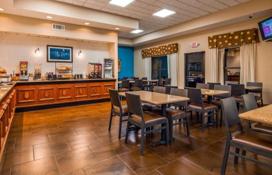Restaurant Howard Johnson by Wyndham Atlanta Airport/College Park