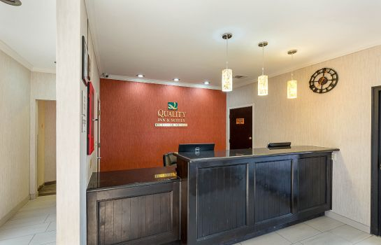 Hotelhal Quality Inn and Suites