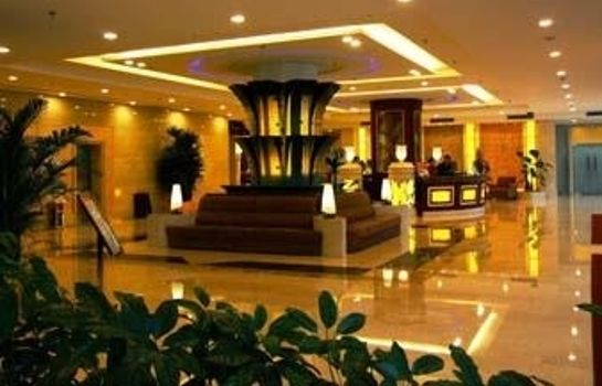 Lobby Fulitai International Hotel Yantai