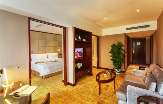 Junior suite Fulitai International Hotel Yantai